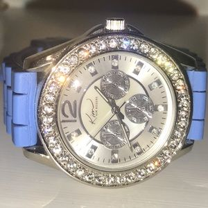 Kim Rogers Rhinestone Watch
